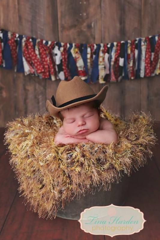 Cowboy Garland