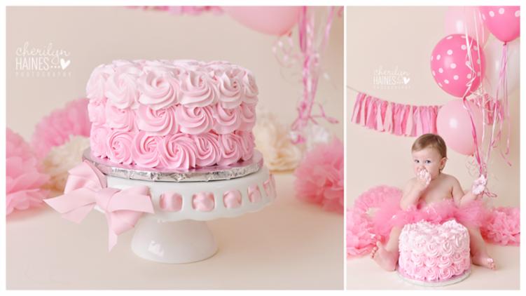 Pink Bubblegum Garland