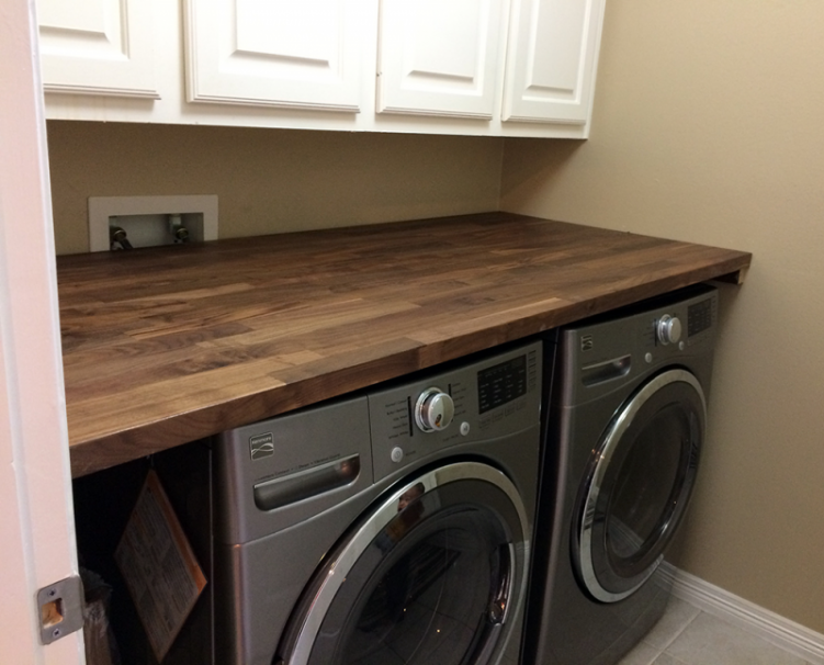 Completed - Laundry Room